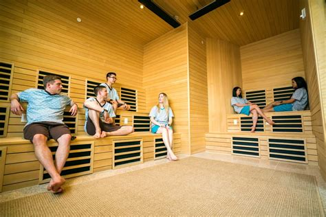 Saunas & Therapy Rooms