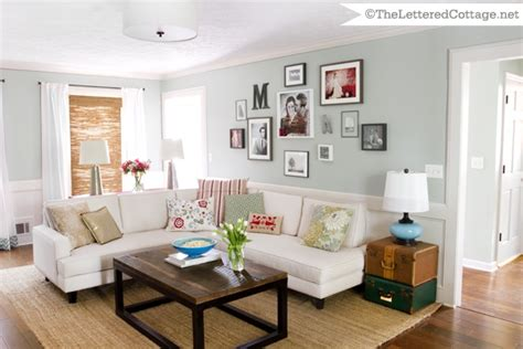 style board series living room  wood grain cottage