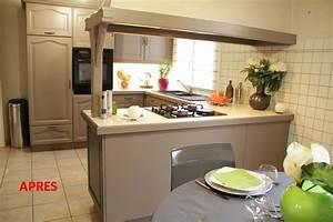 Deco cuisine pour meuble en bois idee deco cuisine avec for Idee deco cuisine avec meuble salle a manger en bois