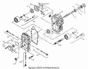 Poulan Pp22h50a Tractor Parts Diagram For Transaxle Pump