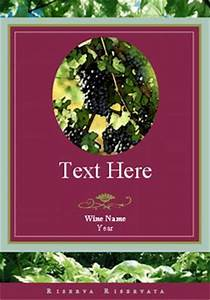 free personalized wine labels printable on laser and With free printable wine labels with photo