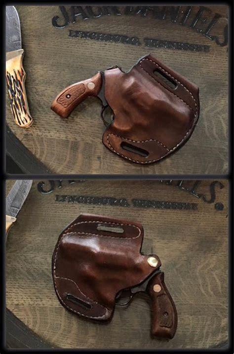 J Frame revolver holster | Rock n Roll Leather Works