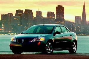 Pontiac U2019s New G6 Blends Style And Speed
