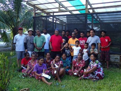 Marshall Islands People