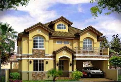 design rumah mewah gaya eropa terbaru
