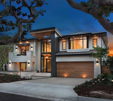 Moderne Häuser Kalifornien by Modern Home Haus Haus Bauen Einfamilienhaus Und
