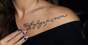 Phrase Tatouage Sur La Force : tatouage phrase animaux mod les et exemples ~ Melissatoandfro.com Idées de Décoration