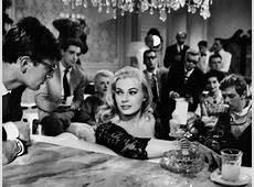 CENTRAL EUROPE FILM REVIEW LA DOLCE VITA ITALY, 1960