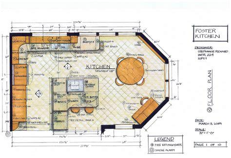 kitchen design floor plans foster kitchen design floor plan intr 224 residential
