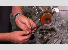 BMW N63 Timing chain installation YouTube