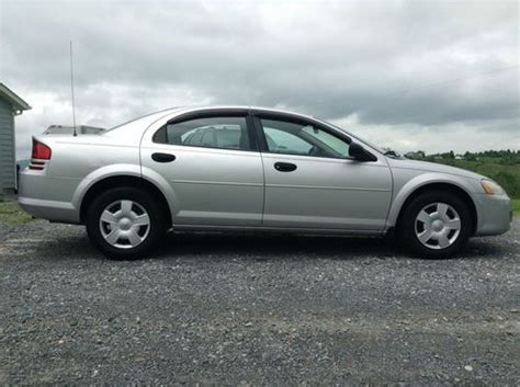 Buy Used 2005 Dodge Stratus Sxt One Owner- State Of
