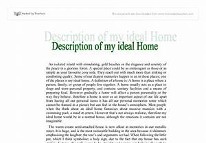 Essay Samples For High School Students My Dream House Essay In English Essay In English also English Essays My Ideal House Essay Essay Writing Services Recommendations My Dream  Essays For High School Students To Read