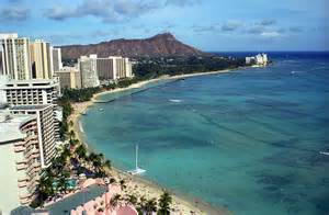 Diamond Head Honolulu Hawaii Waikiki