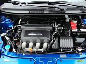 2008 Honda Fit Sport 1 5 Liter Sohc 16