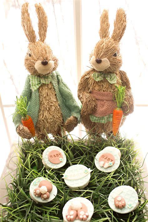 peter rabbit baby shower celebration lane