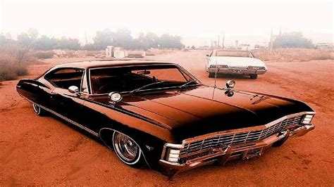 Chevy Impala Wallpaper Iphone by 98 1967 Chevrolet Impala Wallpapers On Wallpapersafari