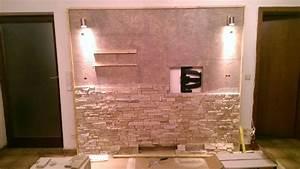 Wand Mit Indirekter Beleuchtung : bilder eurer steinw nde kiesbetten racks geh use ~ Sanjose-hotels-ca.com Haus und Dekorationen