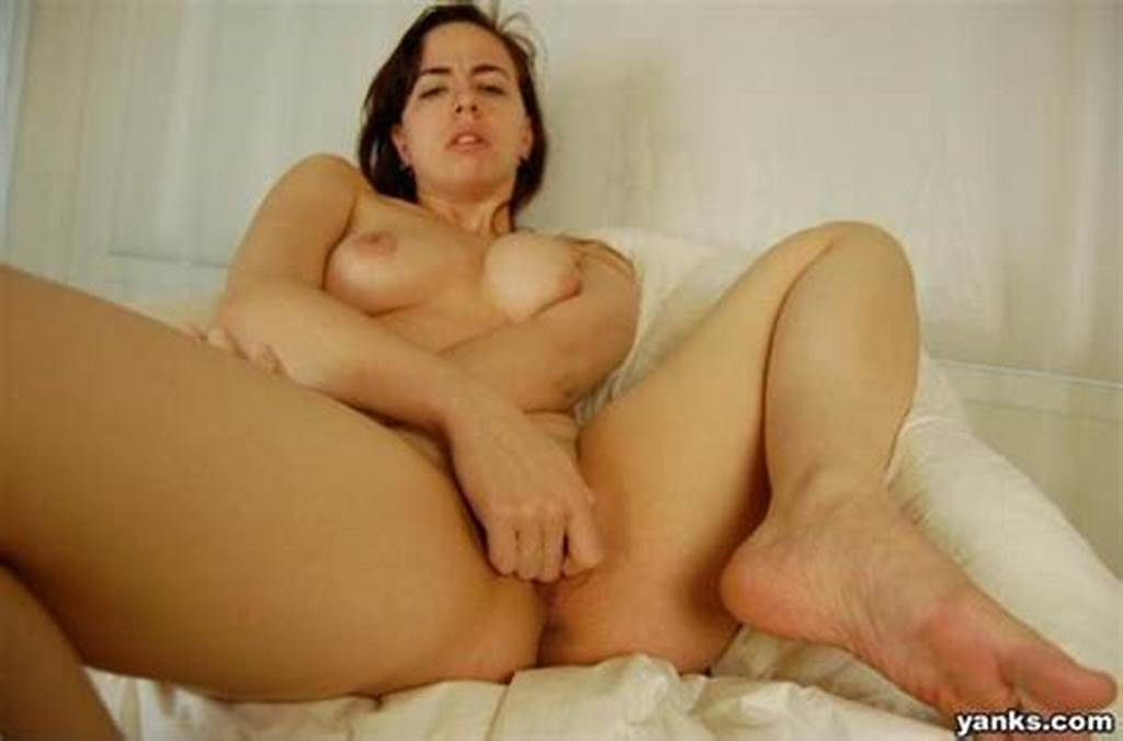 #Horny #Amateur #Masturbating #With #Her #Fingers