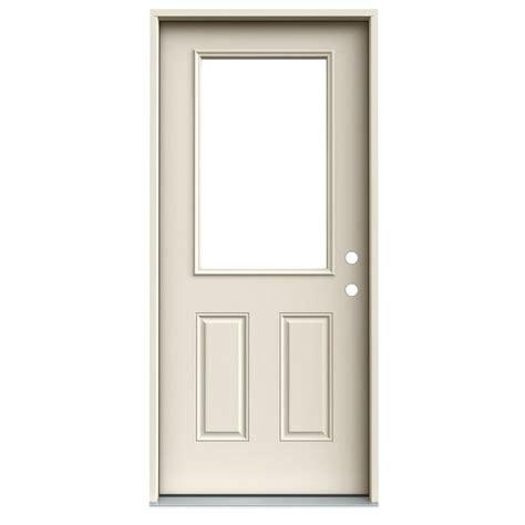 steel door lowes reliabilt open inswing steel entry door lowe s canada