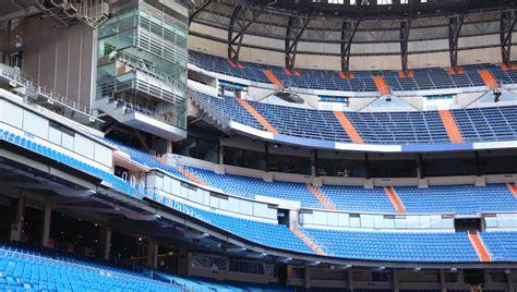 Santiago Bernabeu Stadium, Madrid - Book Tickets & Tours ...