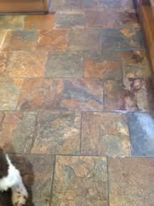 wash slate floors images