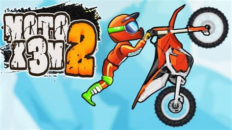 Play Moto X3m 2 (level 01-25)