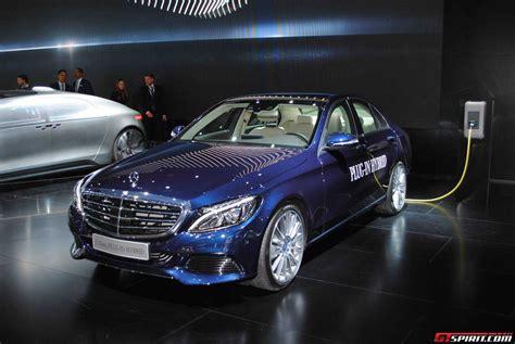Mercedes In Hybrid by Detroit 2015 Mercedes C350 In Hybrid Gtspirit