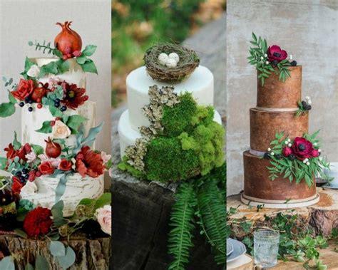 decoration theme nature pour mariage