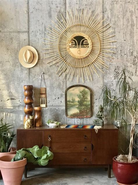 It also features rose gold foil accents. JUNGALOW HOME DECOR BY JUSTINA BLAKENEY | Rustic Boho/Western Decor | Vintage home decor, Hippie ...