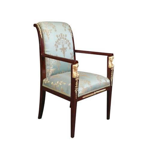 fauteuil chaise fauteuil empire en acajou fauteuil louis xv et chaise