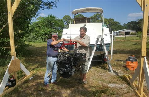 How To Build A Boat Engine Hoist by Diy Boat Engine Hoist Diy Do It Your Self