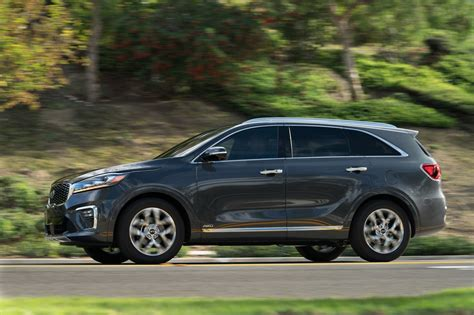 2019 Kia Sorento Gets A Small Facelift  The Torque Report