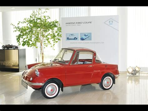 1960-1966 Mazda R360 Coupe - Red Side Angle - 1024x768 ...