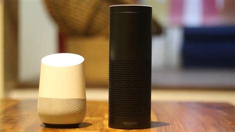 google home  amazon echo google assistant takes