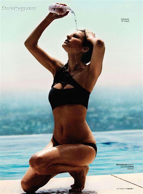 lake bell bikini lake bell covers maxim magazine september 2011 issue 04