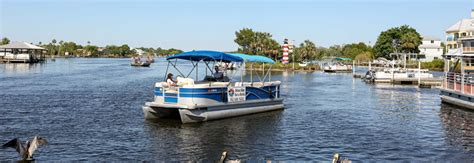 Boat Rental Homosassa Fl by Homosassa River Tours Pontoon Boat Tours On The Homosassa