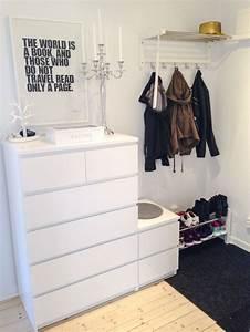 Schuhschrank Kleine Räume : die besten 25 kleine wohnung ideen auf pinterest kleine ~ Michelbontemps.com Haus und Dekorationen
