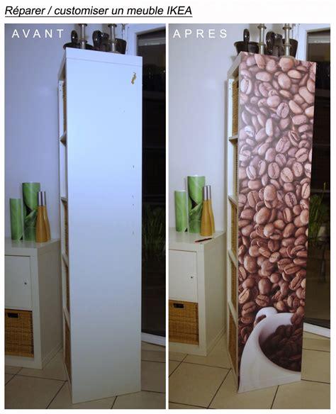 meuble pour ilot central cuisine donner une seconde vie à une meuble ikea abimé