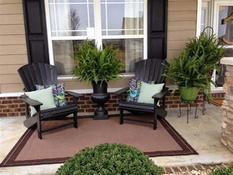 Best 25 Front Porch Landscape Ideas On Pinterest House