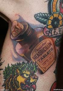 Headricillin Bottle - Tattoo Artists.org