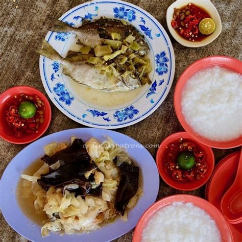 fish steamed singapore restaurant fishy lunch another jurong east cai porridge chap rabbit plain cakes couple well these go westgate