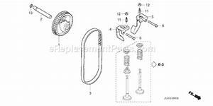 Honda Gc160 Parts List And Diagram