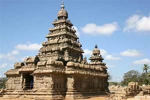 Temple Architechture  Mahabalipuram Temple