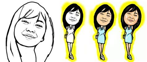 membuat gambar kartun archives jasa karikatur