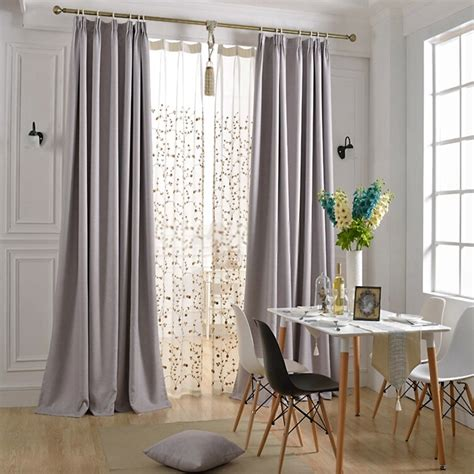 light gray bedroom curtains simple but graceful modern light grey curtains