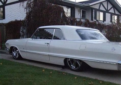 1963 Chevrolet Impala Coupe For Sale In