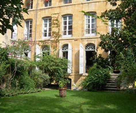 chambre d hote de charme aix en provence le jardin de chambre d h 244 tes aix en provence