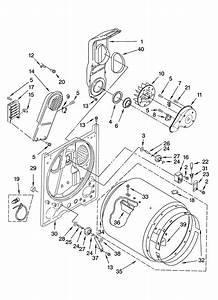 Maytag Ymed5600tq1 Dryer Parts