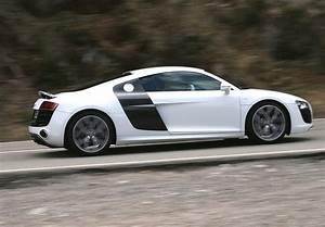 Audi R8 Prix Occasion : essai audi r8 v10 5 2 fsi 525 ch test auto ~ Gottalentnigeria.com Avis de Voitures