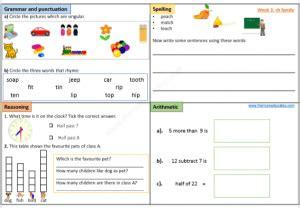 year   worksheets age   ks  mum educates